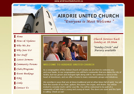 airdrie united church