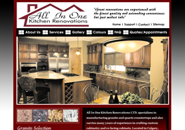 all in one kitch renovations