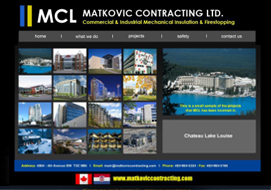 matkovic contracting