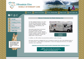 mountain view vet care