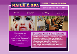 Princess Nails & Spa