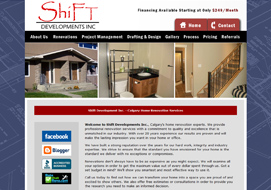 shift devlopment inc