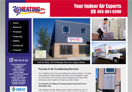 w&j heating